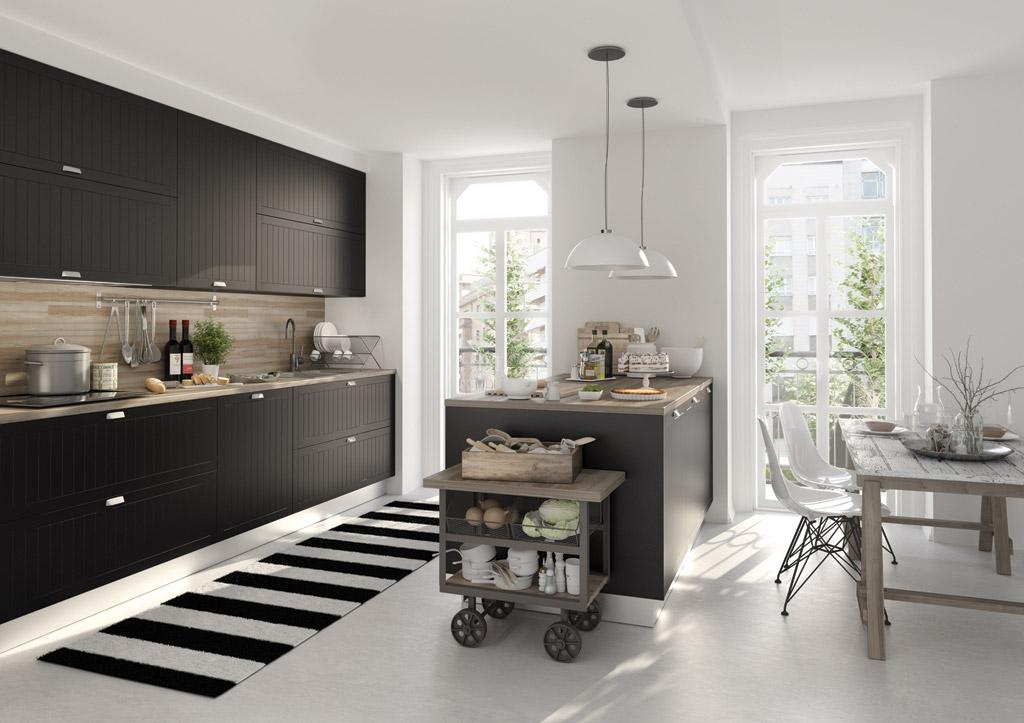 Cómo mejorar la luz de tu cocina | Cocinas Málaga MIÑA