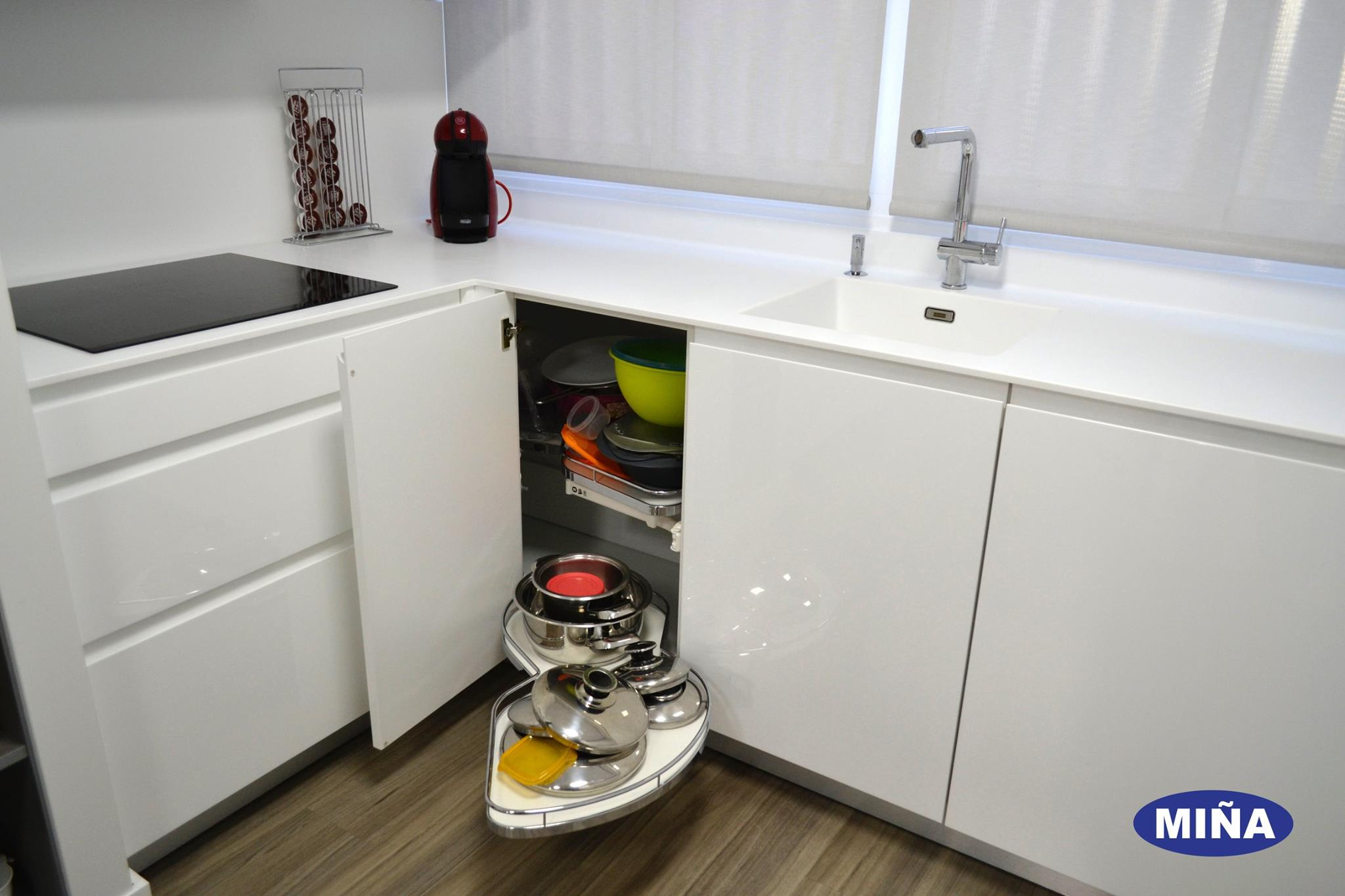 Great almacenaje cocina images gallery ideas para almacenaje de cocinas decofilia ideas - Almacenaje de cocina ...