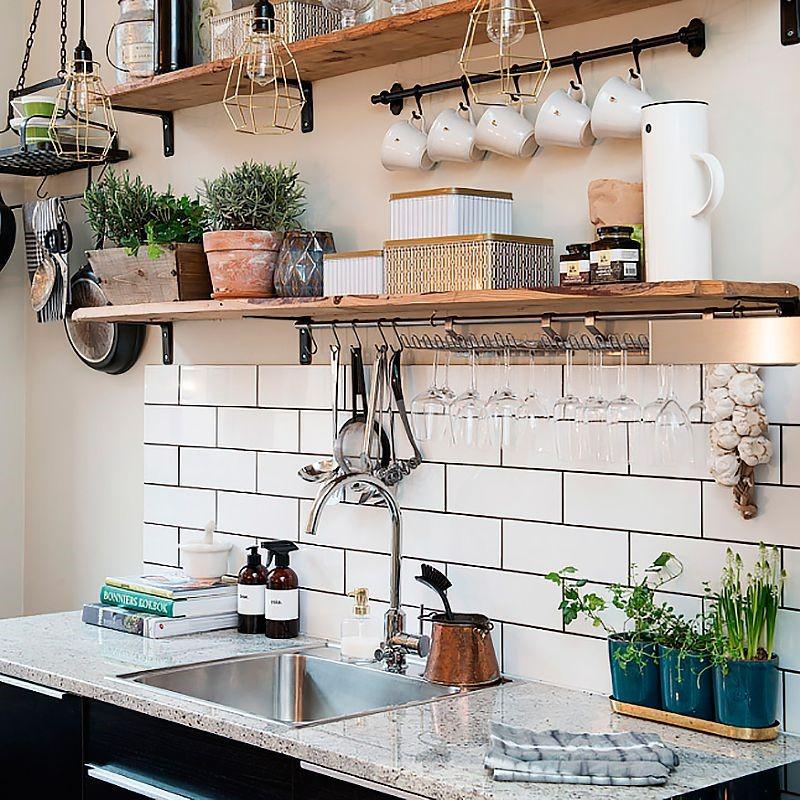 Trucos y consejos para las cocinas peque as cocinas - Cocinas malaga ...